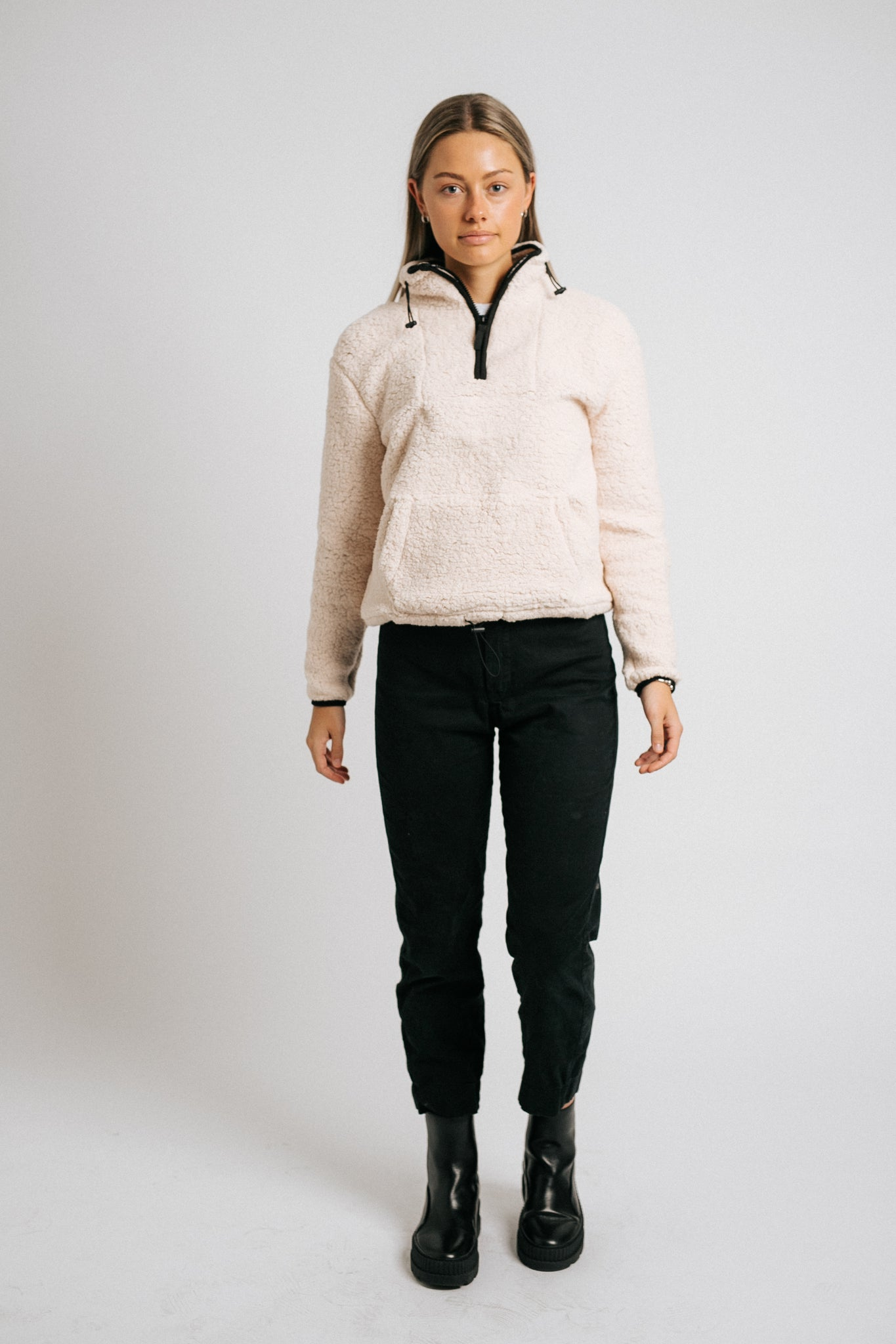 The Capri Sherpa Jacket