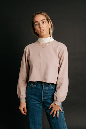The Sawyer Sweatshirt