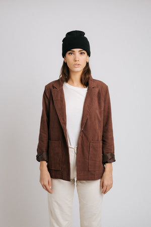 The Corduroy Boy Blazer