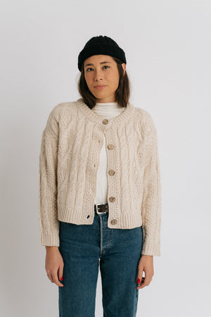 The Adaline Sweater