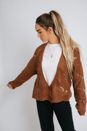 The Slouchy Brunch Sweater