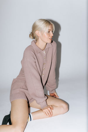 The Francesca Sweater One Piece