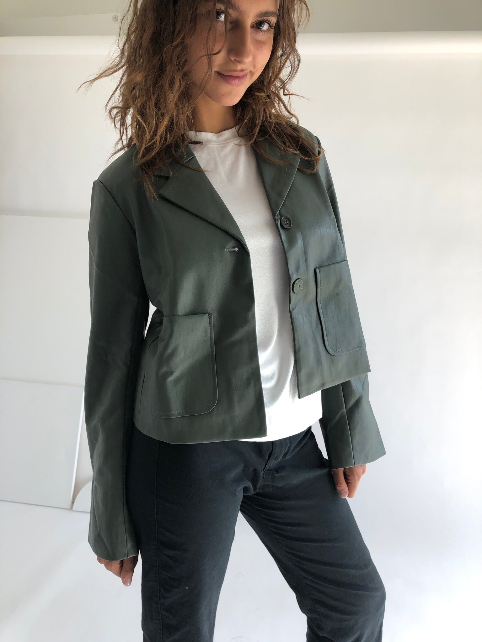 The Timothee Jacket