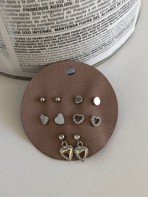The Milo Earring Set
