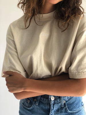 Ivin Embroidered Tee