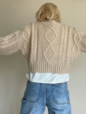 The Pine Sweater