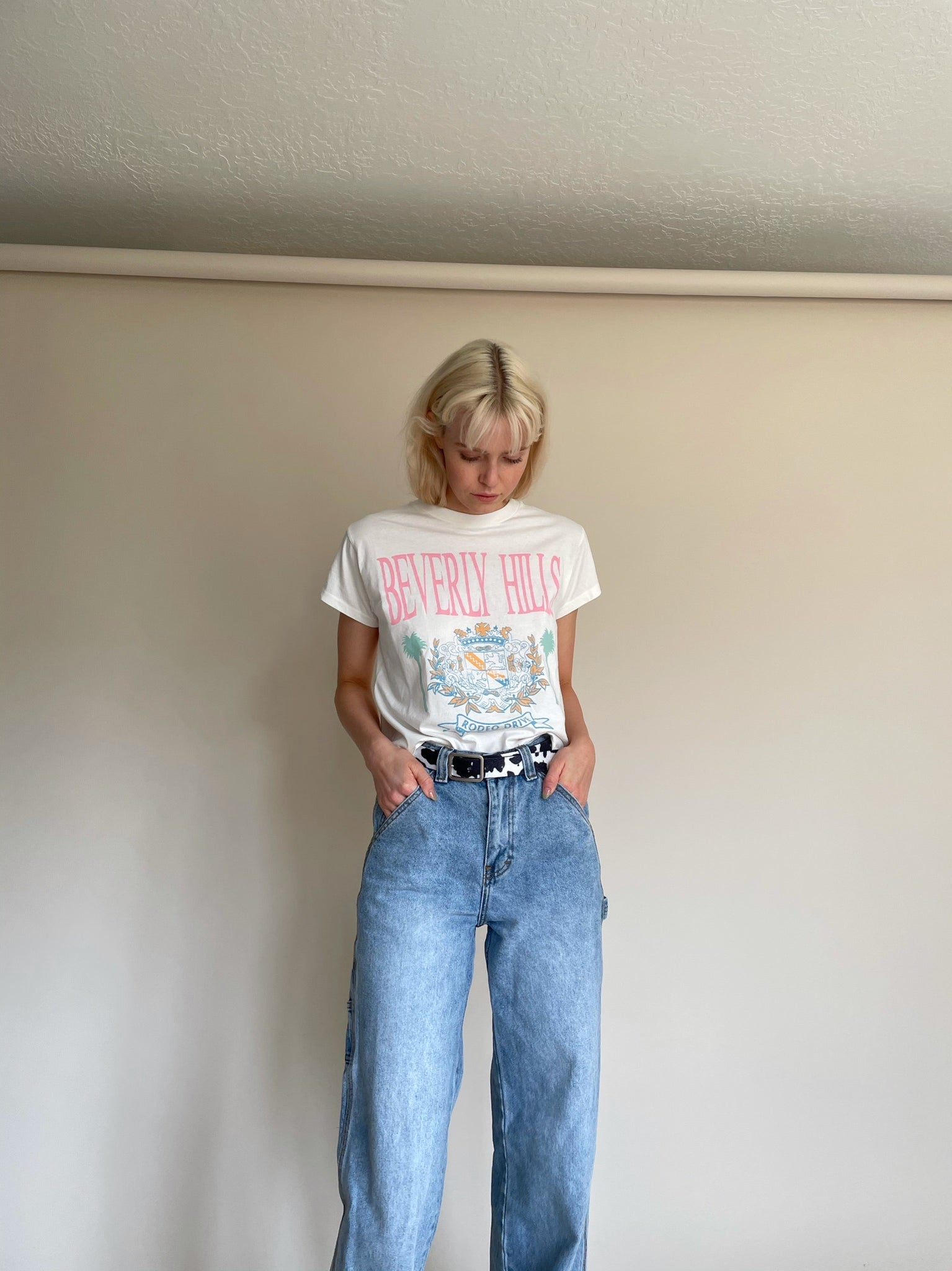 Beverly Hills Girlfriend Tee