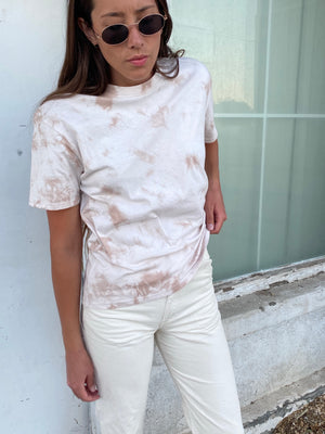 The Sand Tie-Dye Top