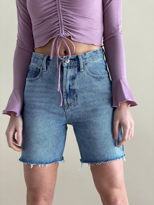 The Heidi Denim Shorts