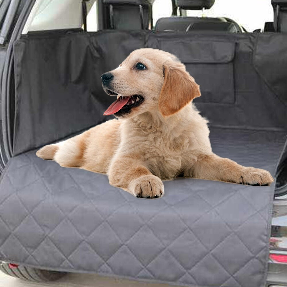 Pet carriers Oxford Fabric Car Pet Seat Cover Dog