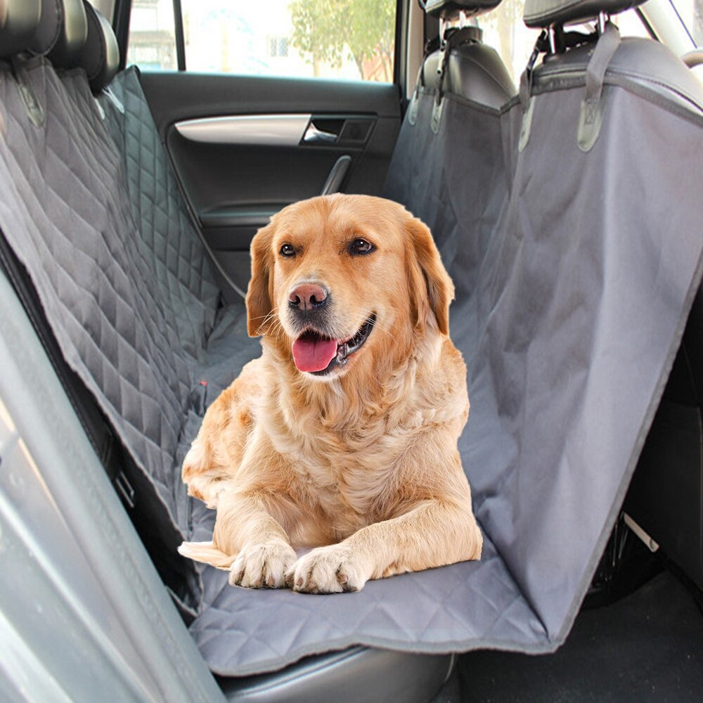 Waterproof Non slip Pet Carrier Car Rear Back Seat