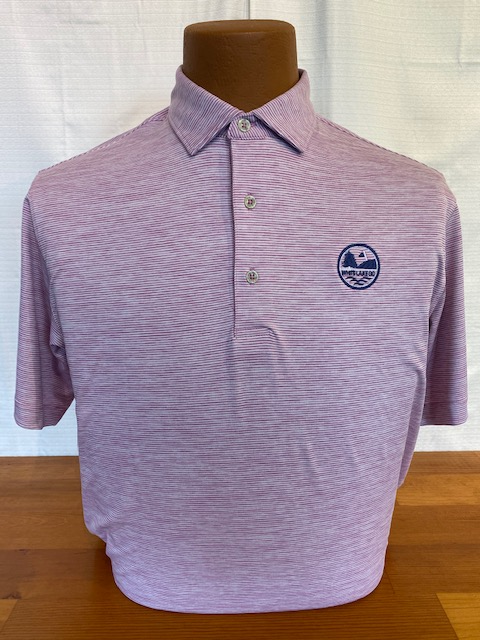 Bermuda Sands Carlton Hibiscus Golf Shirt