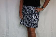 Load image into Gallery viewer, Bermuda Sands Zebra Skort