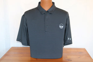 Under Armour Horizontal Striped Shirt in Black or Navy