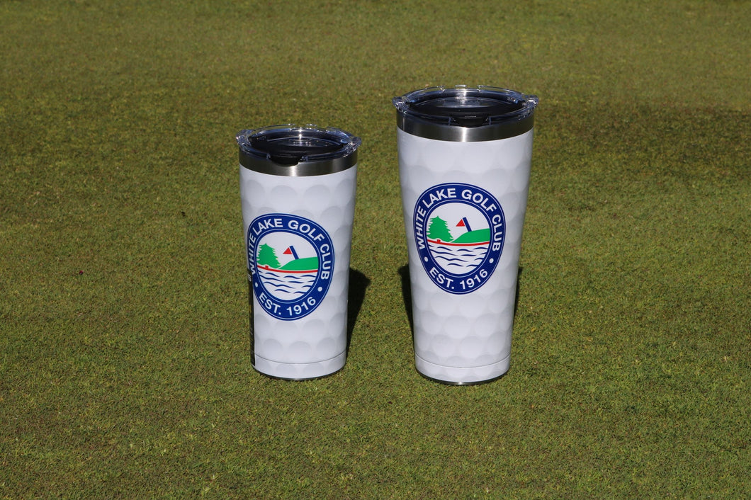 Tervis Stainless Steel Tumbler with White Lake Golf Club Logo