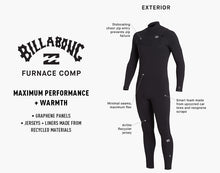Load image into Gallery viewer, Billabong Furnace Comp 3/2mm Mens Steamer