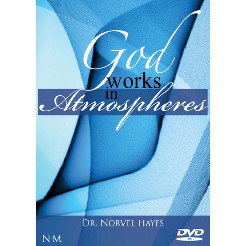God works in Atmospheres - (DVD)