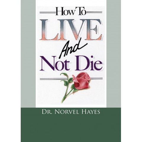 How to Live and Not Die (DVD)