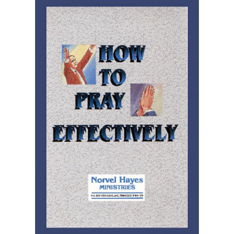 How to Pray Effectively (DVD)