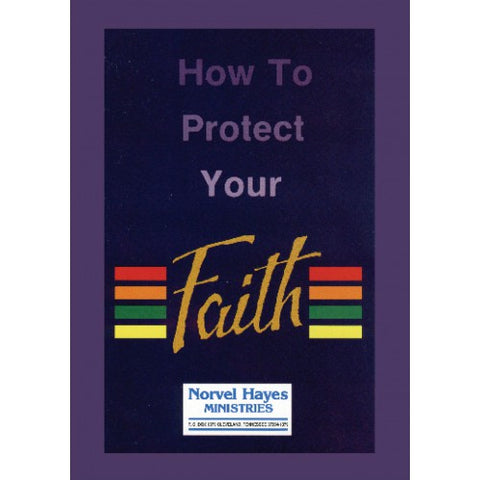 How To Protect Your Faith (DVD)