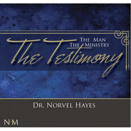 The Man, The Ministry, The Testimony