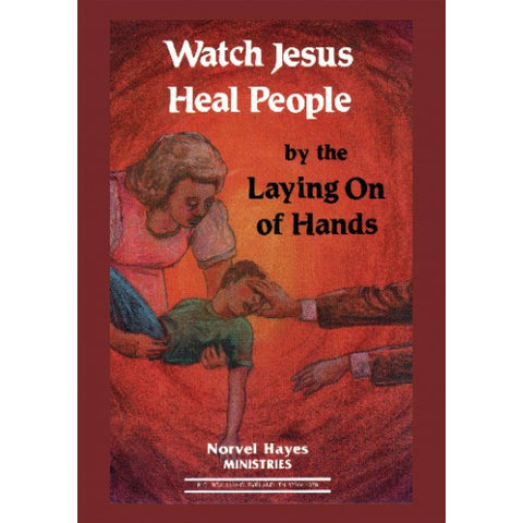 Watch Jesus Heal People by the Laying On of Hands