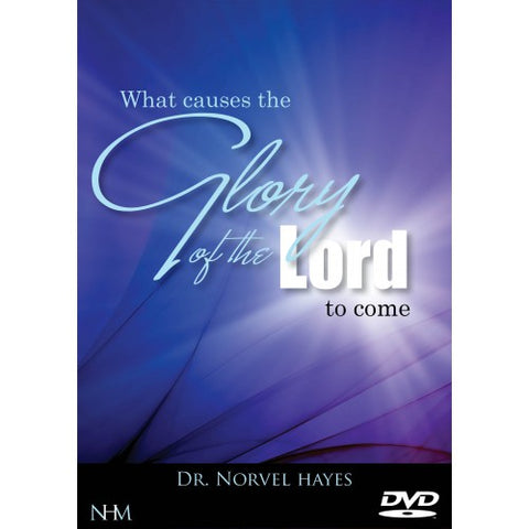 What causes the Glory of the Lord to come