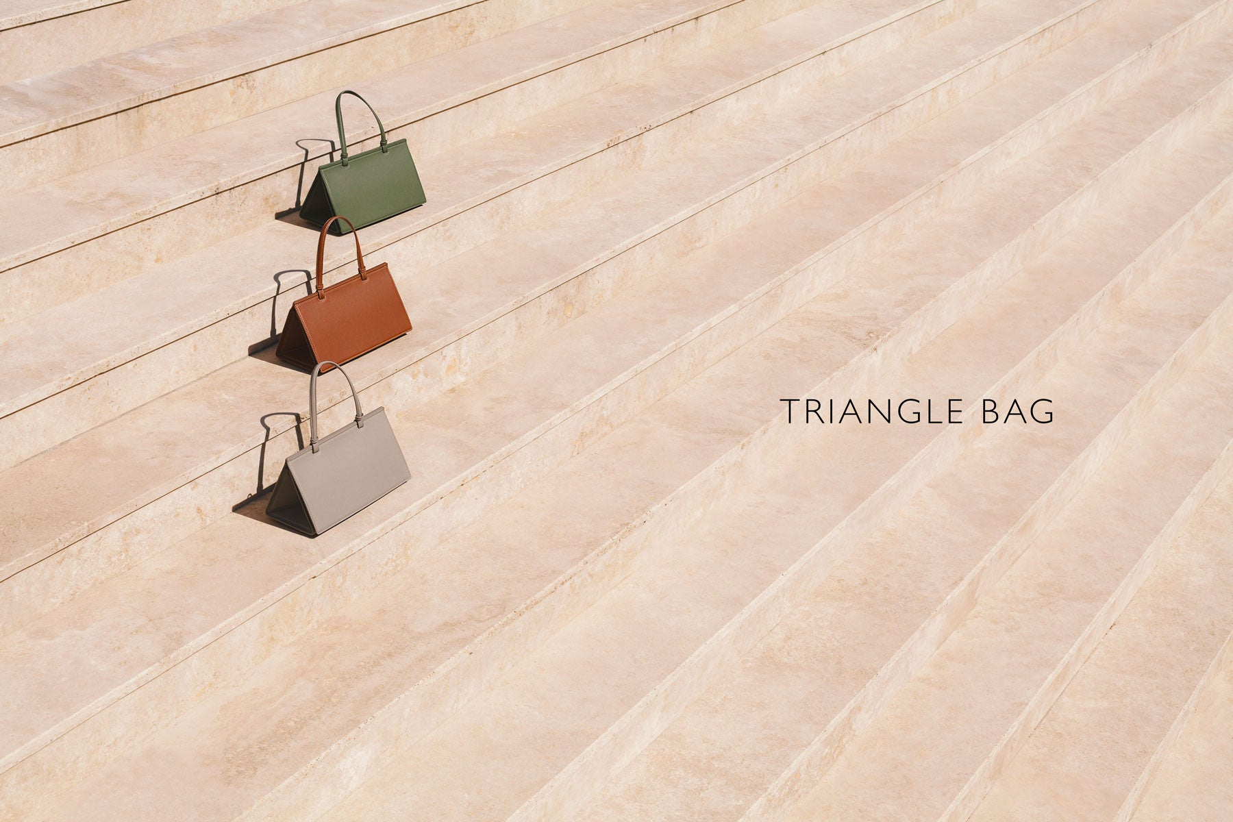 Mlouye Triangle Bag