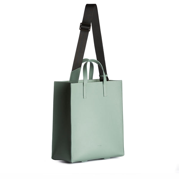 Tall Tote - Mineral Green