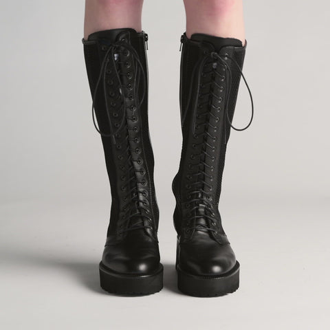 Otti Summer Boots - Black
