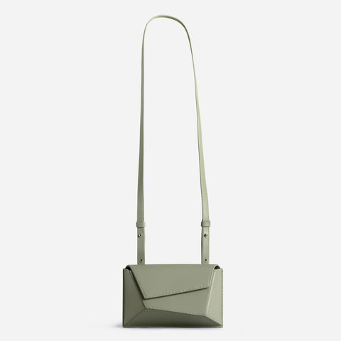 Naomi Belt Bag - Mosstone