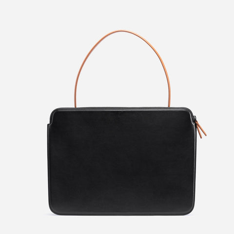 Business Bag - Black & Gray