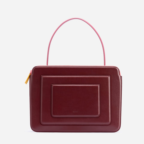 Business Bag - Bordeaux