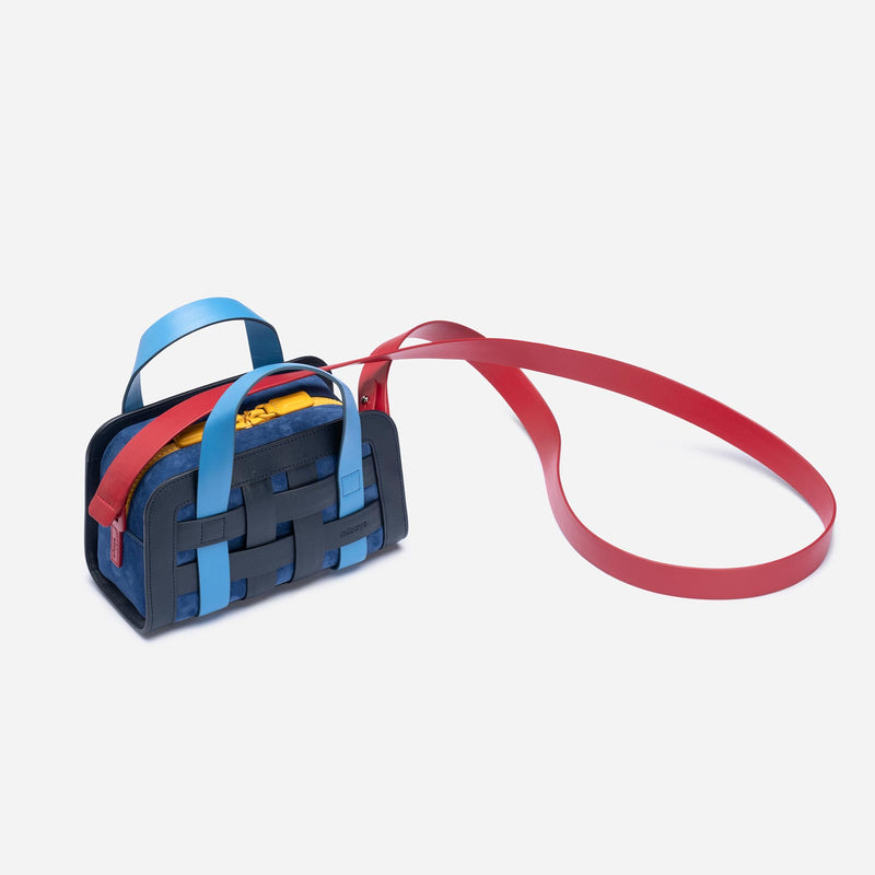 Mini Woven Bag - Multicolor
