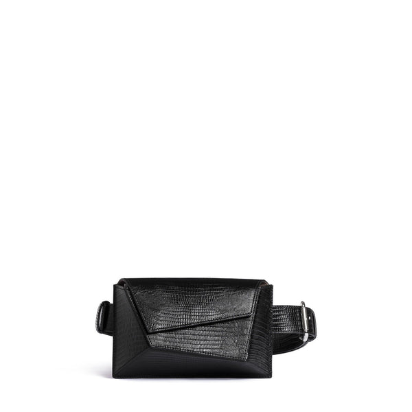 Naomi Belt Bag - Black