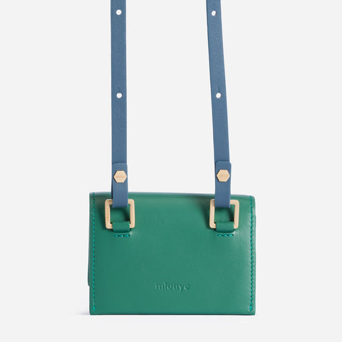 Naomi Mini Wallet - Jade