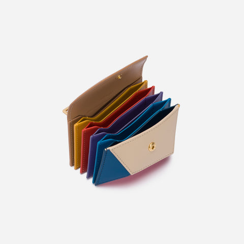 Naomi Mini Wallet - Multicolor
