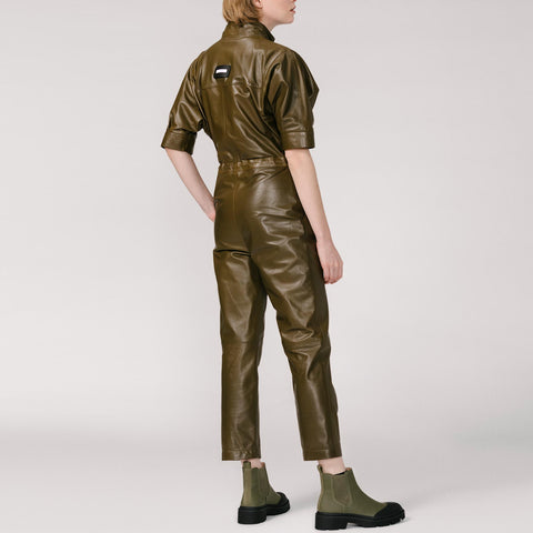 Neo Boilersuit - Olive