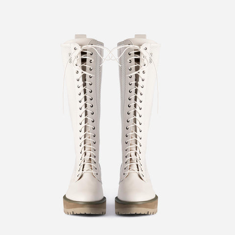 Otti Summer Boots - Off White