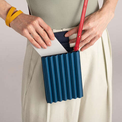 Pleated Tool Bag - Multicolor