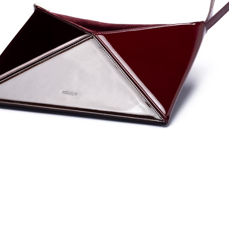 Small Convertible Flex Bag - Bordeaux