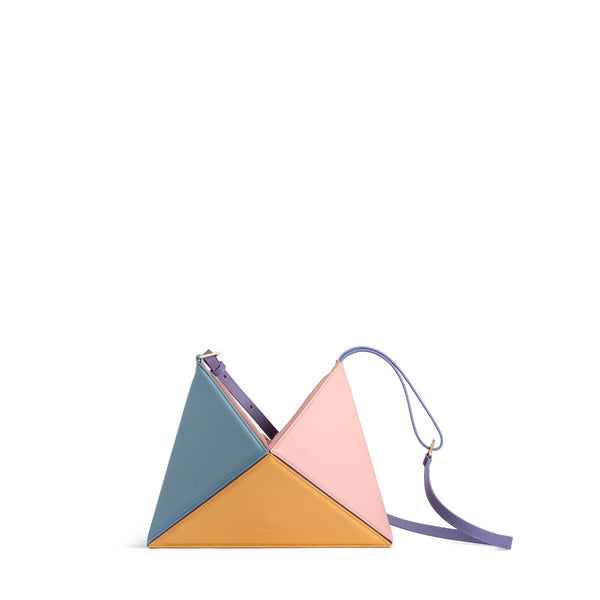 Small Convertible Flex Bag - Pastel