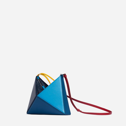 Small Convertible Flex Bag - Multicolor