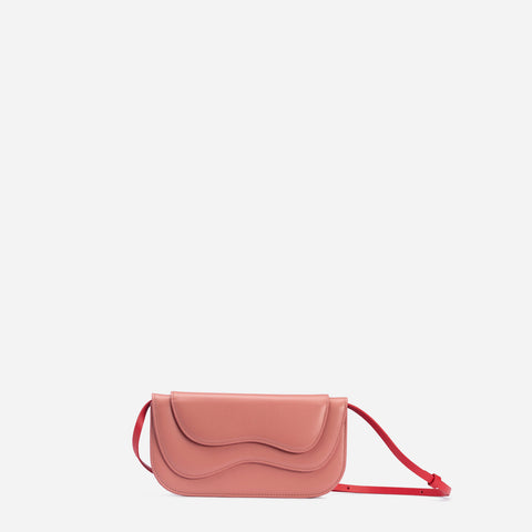 Wave Wallet - Cashmere Rose