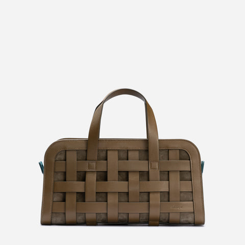 Woven Bag - Olive