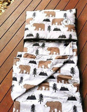 Load image into Gallery viewer, Big Brave Bear Sleepmat Sleepmat, mat, new, sleep, sleep bag, Sleepmat big-brave-bear-sleepmatTwo Little Seedlings