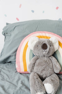 Stuffed Animals | Soft Plush Toys Australia | Grey Koala - Kelly Koala Huggie O.B Teddy's and Comforters, bunny, koala, new, soft toy stuffed-animals-soft-plush-toys-australia-grey-koala-kell