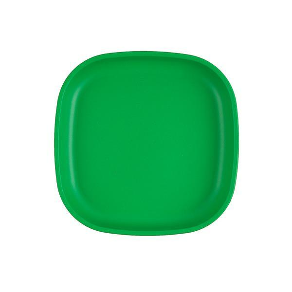 Re-Play Large Flat Plate - Kelly Green Plates, bowls, Meal time, new, plates, replay, silicone bowls re-play-large-flat-plate-kelly-greenTwo Little Seedlings