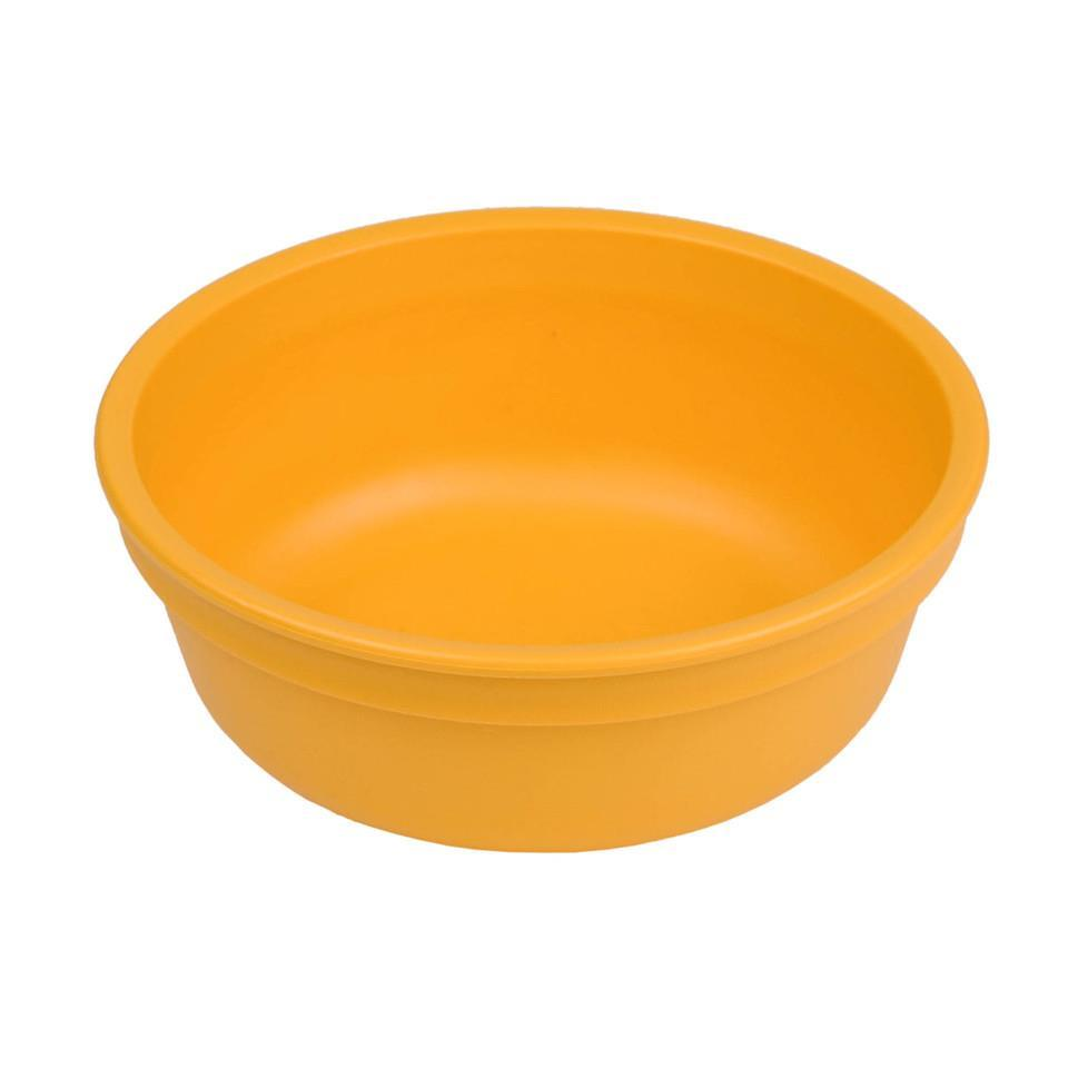 Re-Play Bowl - Sunny Yellow Bowls, bowls, Meal time, new, replay, silicone bowls re-play-bowl-sunny-yellowTwo Little Seedlings