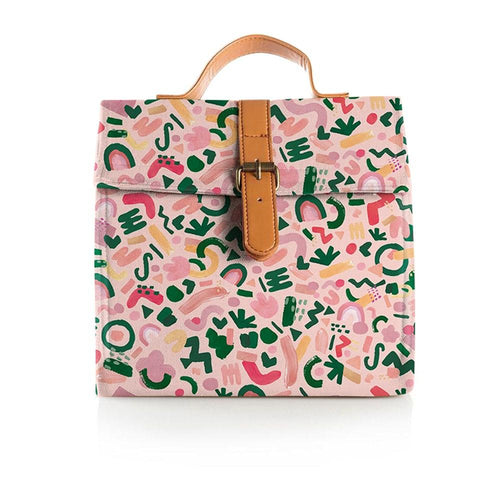 Champagne Allsorts Large Lunch Bag Lunch Bag, Lunch bag, new champagne-allsorts-large-lunch-bagTwo Little Seedlings